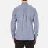 Hackett London Men's Classic Check Shirt - Navy: Image 3