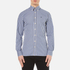 Hackett London Men's Classic Check Shirt - Navy: Image 1