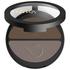 INIKA Pressed Mineral Eyeshadow Duo - Choc Coffee: Image 3