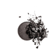 INIKA Pressed Mineral Eyeshadow Duo - Black Sand: Image 4