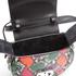 SALAR Women's Mimi Ring Snake Bag - Verde/Rosso: Image 5