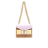 SALAR Women's Mila Bag - Marrone/Lilla: Image 1