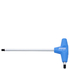 Unior Ball End Allen Key with T-Handle - 8mm: Image 1