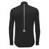 Santini Guard 3.0 Waterproof Jacket - Black: Image 3