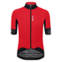 Santini Beta 2.0 Short Sleeve Wind Jersey - Red: Image 2