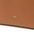 Lauren Ralph Lauren Women's Dryden Debby Drawstring Bag - Field Brown/Monarch Orange: Image 4