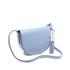Lauren Ralph Lauren Women's Dryden Caley Mini Saddle Bag - Blue Mist/Marine: Image 3