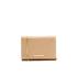 Lauren Ralph Lauren Women's Darlington Delaney Clutch Bag - Gold Leaf: Image 1