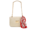 Love Moschino Women's Shoulder Bag - Cream: Image 1