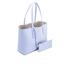 Aspinal of London Women's Regent Tote Bag - Blue: Image 3
