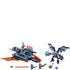 LEGO Nexo Knights: Le faucon de combat de Clay (70351): Image 2