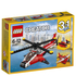 LEGO Creator: L'hélicoptère rouge (31057): Image 1