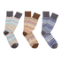Paul Smith Men's 3 Pack Multi Stripe Socks - Multi: Image 1