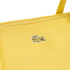 Lacoste Women's Small Shopping Bag - Yellow: Image 5