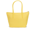 Lacoste Women's Small Shopping Bag - Yellow: Image 7