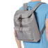 Lacoste Men's Flap Backpack - Grey: Image 2