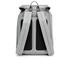 Lacoste Men's Flap Backpack - Grey: Image 5