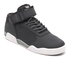 Supra Men's Ellington Strap Mid Top Trainers - Black: Image 2