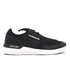 Supra Men's Flow Run Trainers - Black/White: Image 1