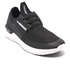 Supra Men's Flow Run Trainers - Black/White: Image 2