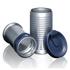 bobble Presse Coffee Cup - Silver: Image 2