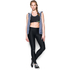 Under Armour Women's HeatGear Armour Leggings - Black: Image 5