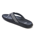 UGG Men's Tenoch Hyperweave Treadlite Toe Post Sandals - Black: Image 4