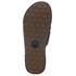 UGG Men's Ithan Cork Double Strap Leather Slide Sandals - Black: Image 5