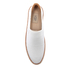 UGG Women's Sammy Knit Cupsole Slip On Trainers - White: Image 3