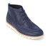 Kickers Men's Kymbo Moccasin Suede Boots - Dark Blue: Image 2