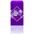 ECOYA Botanicals Evolution Midnight Orchid Soap: Image 2