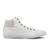 Jack & Jones Men's Dunmore Mid Top Trainers - White: Image 1