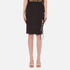 Alexander Wang Women's Pencil Side Slit Lacing Skirt - Matrix: Image 1
