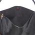 Diane von Furstenberg Women's Moon Calf Hair/Leather Large Hobo Bag - Black: Image 6