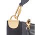 Diane von Furstenberg Women's Moon Leather/Suede Cross Body Bag - Black: Image 4
