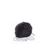 Diane von Furstenberg Women's Love Power Tipped Fox Puff Bag - Black: Image 3