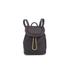 Diane von Furstenberg Women's Satin Backpack - Black: Image 1