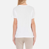T by Alexander Wang Women's Superfine Jersey Short Sleeve Crew Neck T-Shirt - White: Image 3
