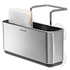 simplehuman Slim Brushed Steel Sink Caddy: Image 1