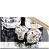Sagaform Club Skull Ice Cubes - Metallic: Image 3