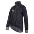 Santini Pioggia Dura Jacket - Black: Image 1