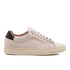 Paul Smith Men's Basso Leather Court Trainers - Quiet White: Image 1