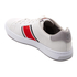 PS by Paul Smith Men's Lawn Stripe Trainers - White Mono Lux: Image 4