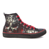 Chaussures Montantes Homme Spiral Death Bones: Image 1