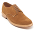 Grenson Men's Finlay Suede Derby Shoes - Snuff: Image 2