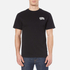 Billionaire Boys Club Men's Small Arch Logo T-Shirt - Black: Image 1
