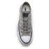 Converse Chuck Taylor All Star Ox Trainers - Dolphin/Black/White: Image 3