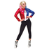DC Comics Women's Harley Quinn Fancy Dress Costume Kit: Image 1