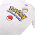 T-Shirt Homme Pokémon Logo Gotta Catch Em All - Blanc: Image 3