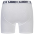 Tokyo Laundry Men's Eversholt 2 Pack Boxers - Optic White/Midnight Blue: Image 3